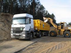 Transport materiałów Skład Budowlany E-MUR Katowice