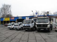 Transport materiałów Skład Budowlany i Opałowy E-MUR Katowice